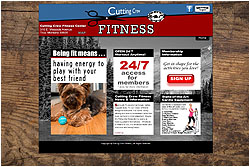 Cutting Crew Fitness